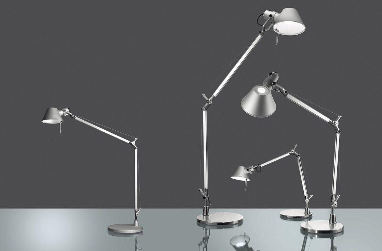 Tolomeo la lampada di artemide icona del design u grimaldi luce